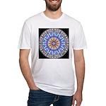 Mandala Fitted T-Shirt