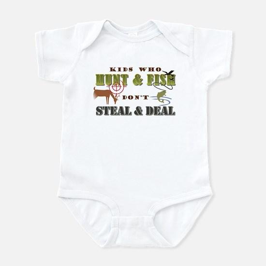 Kids Who Hunt... Infant Bodysuit