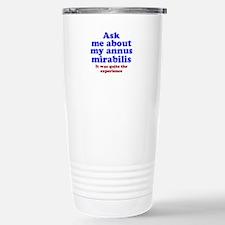Annus Mirabilis Travel Mug
