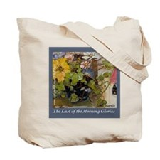 The Last of the Morning Glories Tote Bag