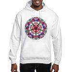 4th of July Mandala Hooded Sweatshirt