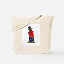 Funny Celebrity Tote Bag