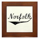 Norfolk Framed Tile