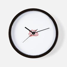 Cute Philadelphia Wall Clock
