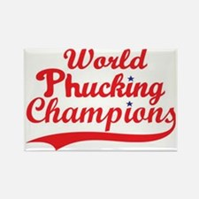 world phuckin champions Magnets