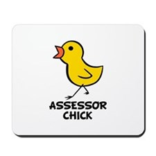 Assessor Chick Mousepad