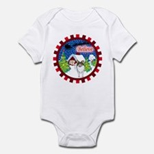 Believe Sheltie Infant Bodysuit