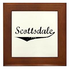 Scottsdale Framed Tile