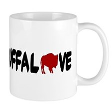 Buffalove Small Mugs