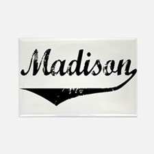 Madison Rectangle Magnet