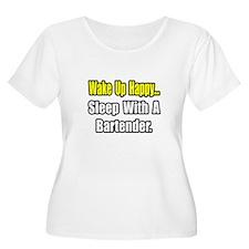 """...Sleep With a Bartender"" T-Shirt"