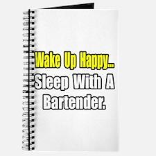 """...Sleep With a Bartender"" Journal"