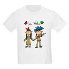 Native American Thanksgiving T-Shirt