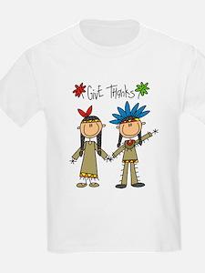 Native American Thanksgiving T-Shirt