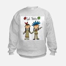 Native American Thanksgiving Sweatshirt