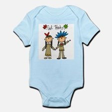 Native American Thanksgiving Infant Bodysuit