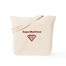 Super Hero Matthew Tote Bag