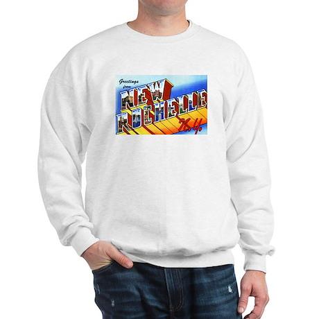New Rochelle New York Sweatshirt