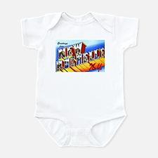 New Rochelle New York Infant Bodysuit