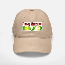 Funky Kingston 1973 Baseball Baseball Cap