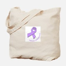 Cancer Awareness Tote Bag
