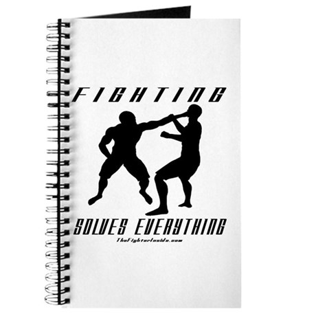 Fighting Solves Everything w/ Journal