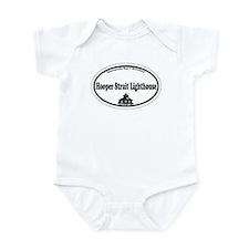 Hooper Strait Lighthouse Infant Bodysuit