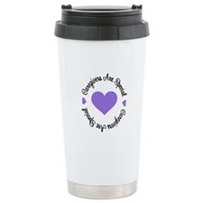 Caregiver Are Special Stainless Steel Travel Mug