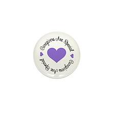 Caregiver Are Special Mini Button (10 pack)