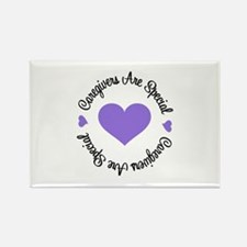 Caregiver Are Special Rectangle Magnet (10 pack)