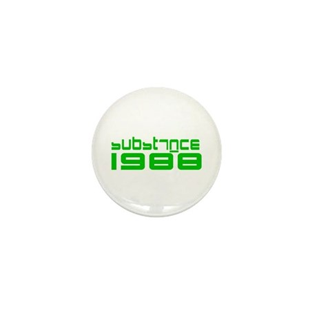 substance 1988 Mini Button (10 pack)