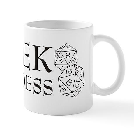 Geek Goddess Mug