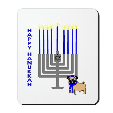 Happy Hanukkah! Mousepad