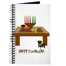 Happy Kwanzaa! Journal