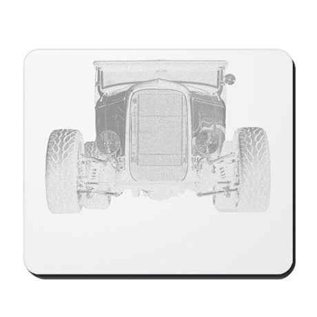 Ghost Rod Mousepad