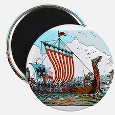 Viking Raid Magnet
