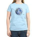 LovePeaceEarth Women's Light T-Shirt