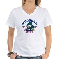 Michigan Wine Shirt