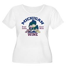 Michigan Wine T-Shirt