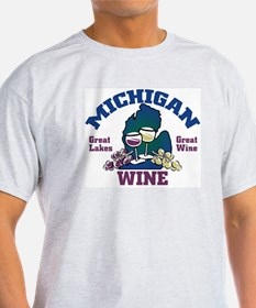 Michigan Wine T-Shirt