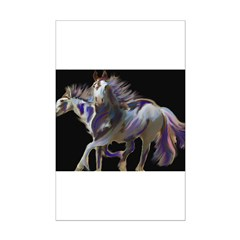 Paint Horses Posters