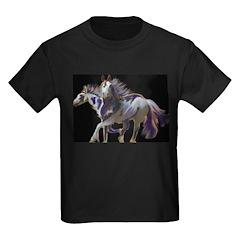 Paint Horses T