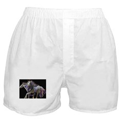 Paint Horses Boxer Shorts