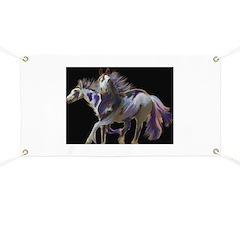 Paint Horses Banner