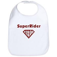 Super Hero Rider Bib