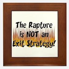 The Rapture Framed Tile