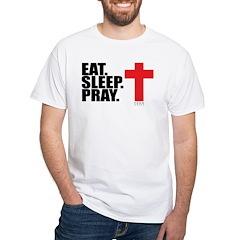 Eat. Sleep. Pray. Shirt