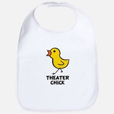 Theater Chick Bib