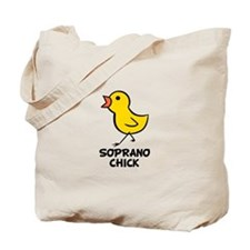 Soprano Chick Tote Bag