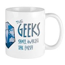 Geeks Inherit Mug
